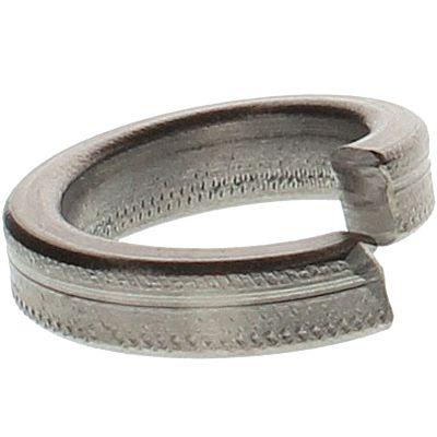 #10 Hi Collar Lock Washers — 18-8 Stainless Steel, 100/PKG