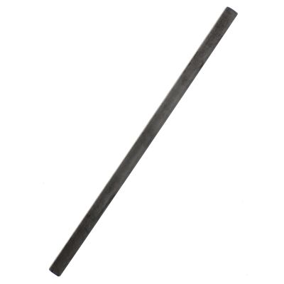 "1"" x 1 ft. Length Square Keystock — 304 Stainless Steel"