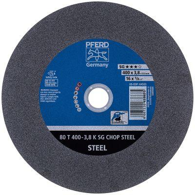 "16"" x 1/8"" x 1"" Type 1 Cut-Off Wheel for Ferrous Metals"