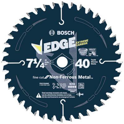 """Bosch 7-1/4"""" Carbide Non-Ferrous Metal Circular Saw Blade"""