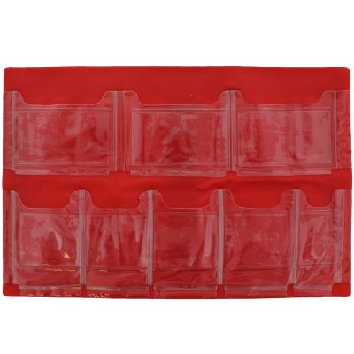 Durham Plastic Door Pouch for First Aid Cabinet