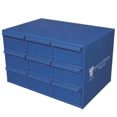 Durham 9-Drawer Storage Cabinet