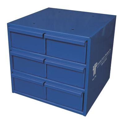 Durham 6-Drawer Storage Cabinet