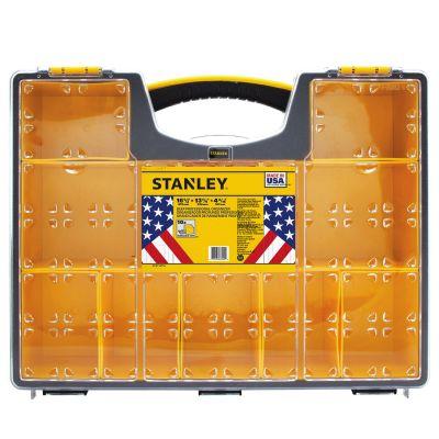 Stanley 10 Compartment Deep Professional Organizer