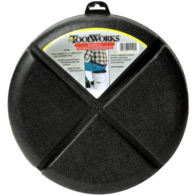 Custom Leathercraft Bucket Seat for Bucket Organizer