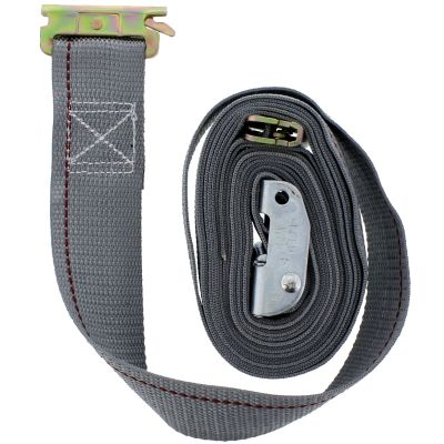 "2"" x 16' E-Track Cam Strap with Spring E Fittings"