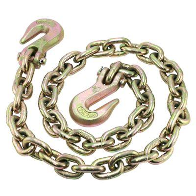 "3/8"" x 20' Binder Chain Grade 70 — Transport"