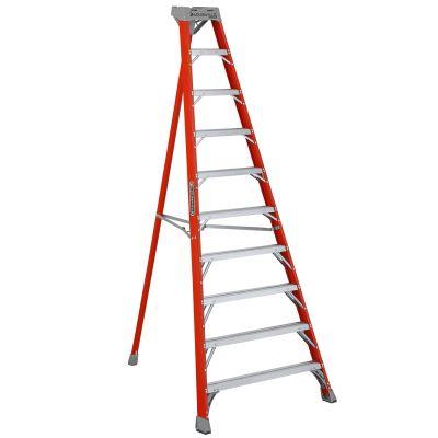 Louisville 10' Fiberglass Tripod Ladder