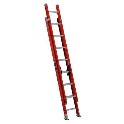 Louisville 16' Fiberglass Extension Ladder