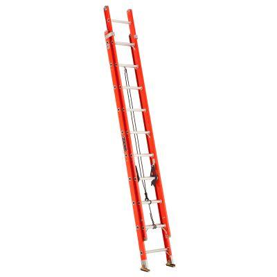 Louisville 20' Fiberglass Extension Ladder