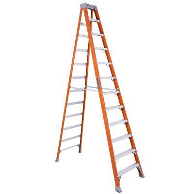 Louisville 12' Fiberglass Step Ladder