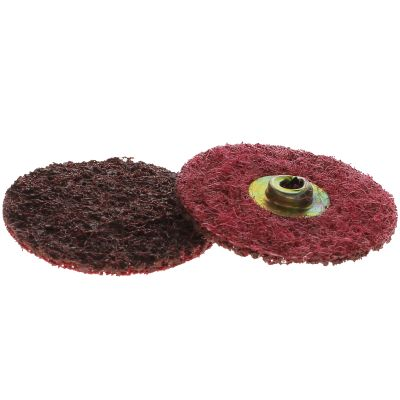 """2"""" TS Quick Change Medium Surface Conditioning and Deburring Disc"""