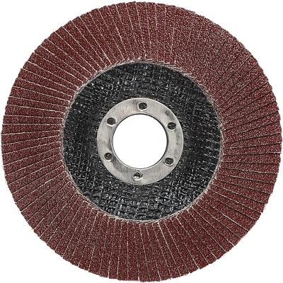 """3M™ 4-1/2"""" x 5/8""""-11 60 Grit Type 27 Flap Disc - Cubitron™ II"""