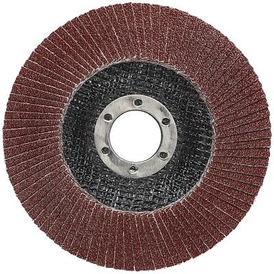 """3M™ 4-1/2"""" x 5/8""""-11 40 Grit Type 27 Flap Disc - Cubitron™ II"""