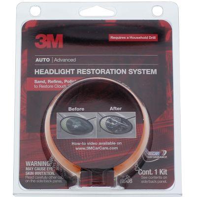3M™ 39008 Headlight Lens Restoration System