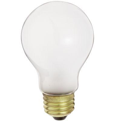 50 Watt Light Bulb, Inside Frosted