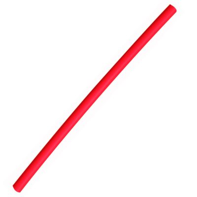 """.187""""-.062"""" x 6"""" 22-12 AWG Flexible Heat Shrink Tube with Sealant, Red 4/PKG"""