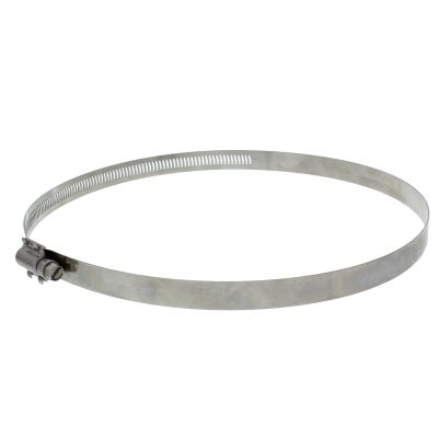 #128 Hose Clamps — All Stainless, 10/PKG