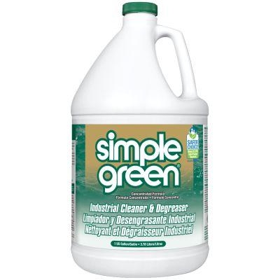 Simple Green Industrial Cleaner/Degreaser — 1 gal. Plastic Bottle