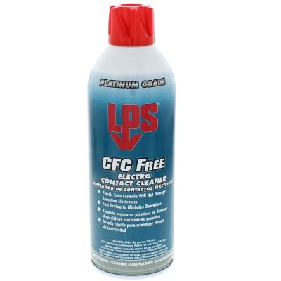 LPS® CFC Free Electro Contact Cleaner — 11 oz. Aerosol