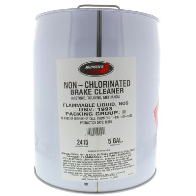 Brake & Parts Cleaner — Non-Chlorinated 50 State, 5 gal. Drum