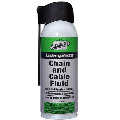 Lubriplate Chain & Cable Fluid Penetrating Oil, 12 oz. Aerosol