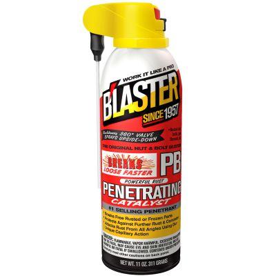 Blaster Penetrating Catalyst — PB Blaster, 11 oz. Aerosol with ProStraw