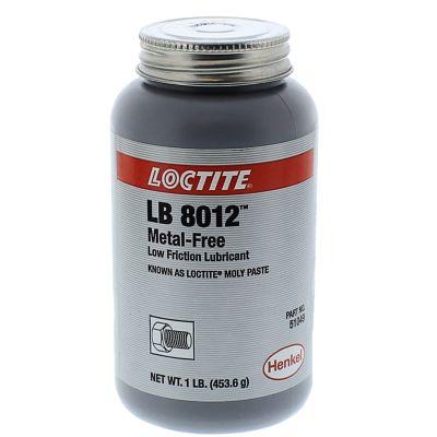 Loctite® LB 8012 Moly Paste Anti-Seize, 16 oz. Brush Top Can