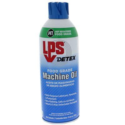 LPS® Food Grade Machine Oil — Metal Detectable, 11 oz. Aerosol