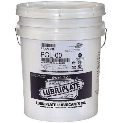 Lubriplate Food Grade Grease NLGI 00 — 5 gal.