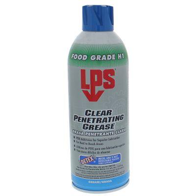 LPS® Food Grade Clear Penetrating Grease — 11 oz. Aerosol