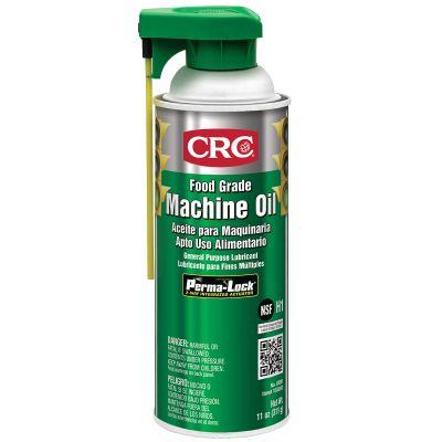 CRC Food Grade Machine Oil, 11 oz. Aerosol