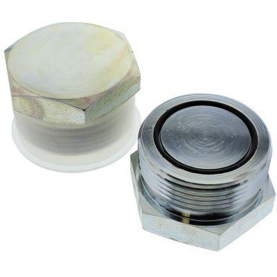 "O-Ring Face Seal Plug, 1""-14 Thread"