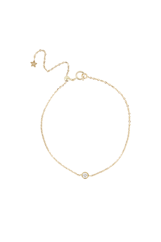 2049b79a6f646 Solitaire Diamond Bracelet