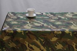 Tafelzeil camouflage mex