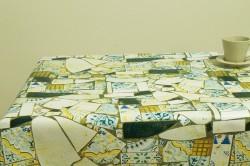 Tafelzeil mozaïek