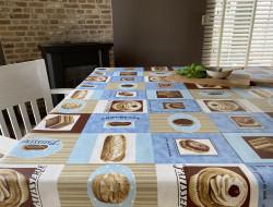 Cakes blue (gtl) | 1001Tafelkleden.com