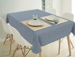 Tafelkleed Olymp grijsblauw 310