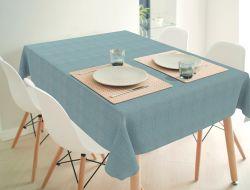 Tafelzeil Whistly linen jeansblauw
