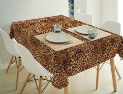 Tafelkleed Leopard 280
