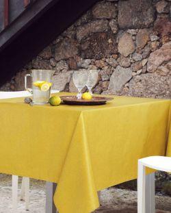Tafelkleed Olymp mustard 310
