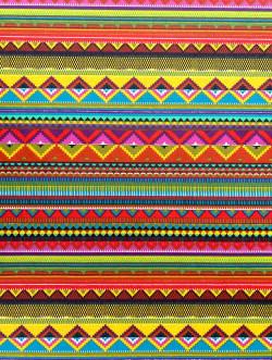 Tafelkleed Mexico multicolour