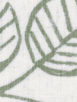 Carraly pvc wit-grijsgroen