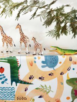 tafelzeil Safari Fun