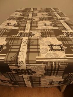 Tafelzeil elegance patchwork