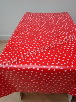 Dots rood-wit