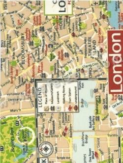 London plattegrond