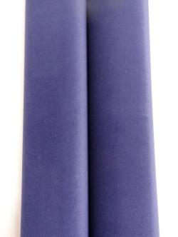 Plakfolie velours donkerblauw