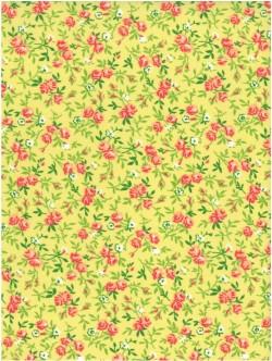 Liberty limegroen-roze