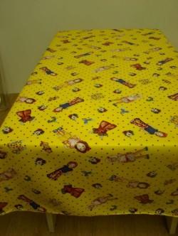 Dress geel